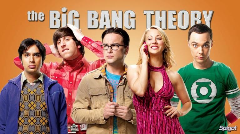 """Big Bang - The Big Bang Theory en """"raulense.wordpress.com"""