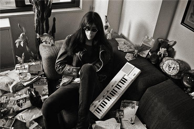 "What a wonderful world - Joey Ramone en ""raulense.wordpress.com"""