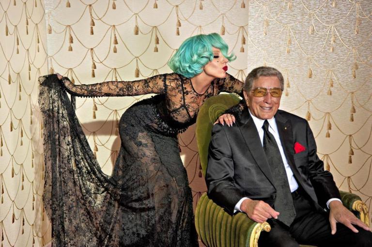 "Anything goes - Lady Gaga & Tony Bennett en ""raulense.wordpress.com"""